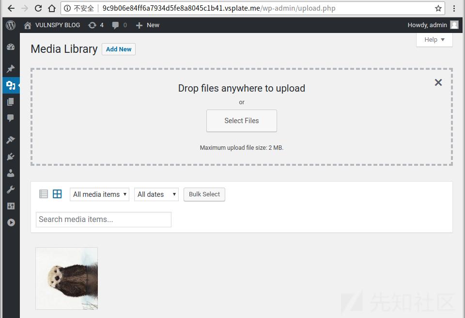 WordPress4.9.6任意文件删除漏洞可重装-夜河资源网