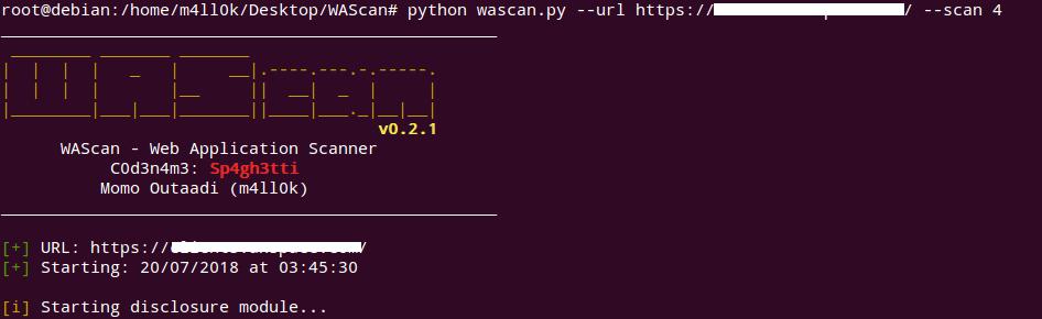 WAScan:一款功能强大的Web应用程序扫描工具-夜河资源网