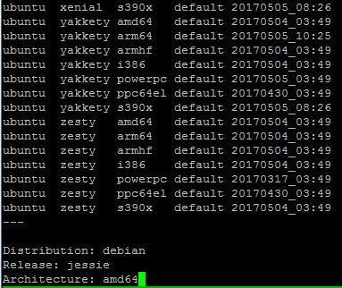 debian8下安装配置LXC