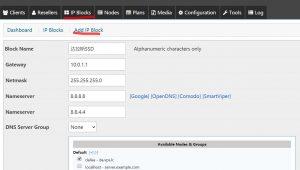 SolusVM破解安装、SolusVM NAT的设置、SolusVM与Whmcs的整合