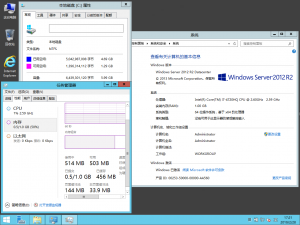 WindowsServer2012R2数据中心精简优化版DD包支持KVM/Xen/Hyper