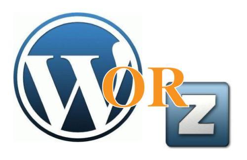 wordpress和zblog哪个比较好