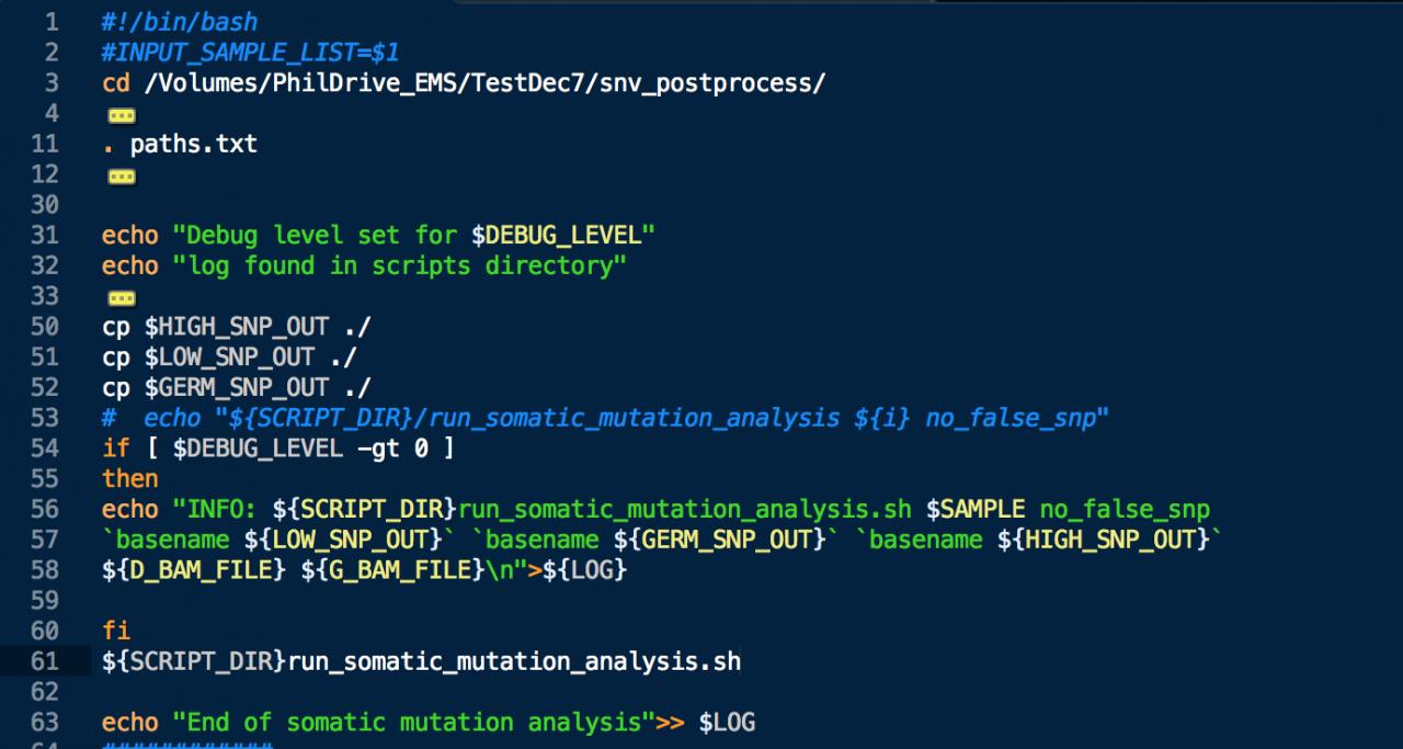 Linux:Shell Script脚本简单化入门教学