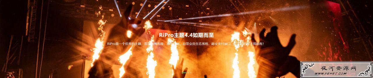 wordpress日主题RiPro4.6破解版主题附主题授权激活版 附授权码