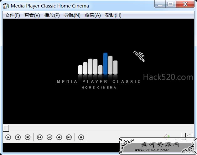 Media Player Classic(MPC-HC)