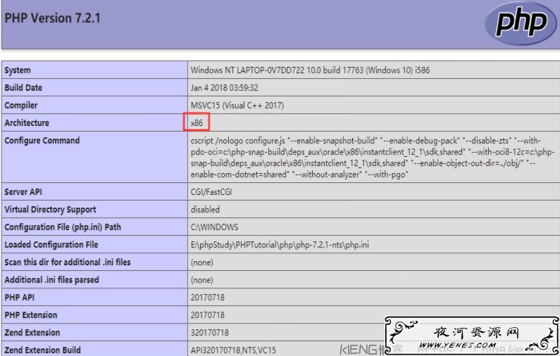 Windows PHP Study 下安装PHP扩展Xdebug教程