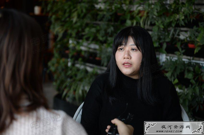 乔碧萝首次露脸接受媒体采访又胖又丑又不要脸又要装抑郁症