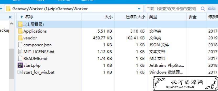 GatewayWorker基本用法