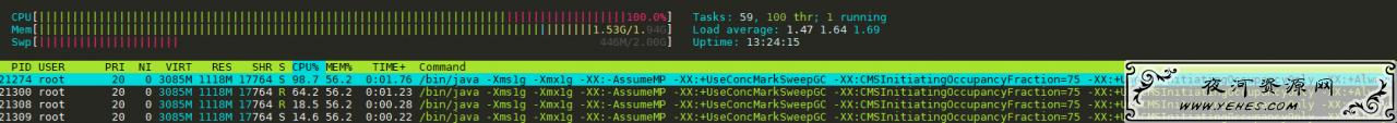 解决Seafile专业版java占用CPU的问题
