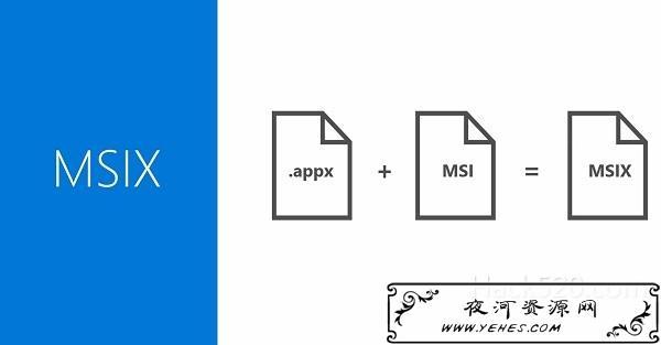Windows 10 MSIX