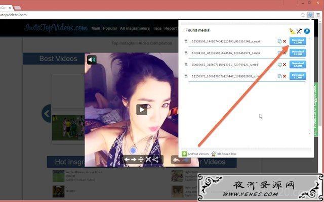 推荐两个超好用的 Chrome 网页视频嗅探下载插件