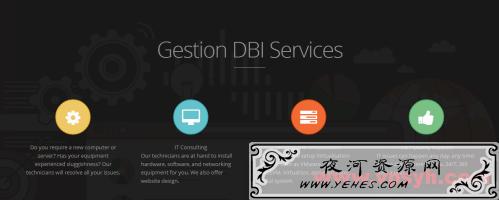 【极速】GestionDBI:1.9美元/月 OpenVZ 1核 512MB 50GB 1TB 1Gbps 7数据中心可选  