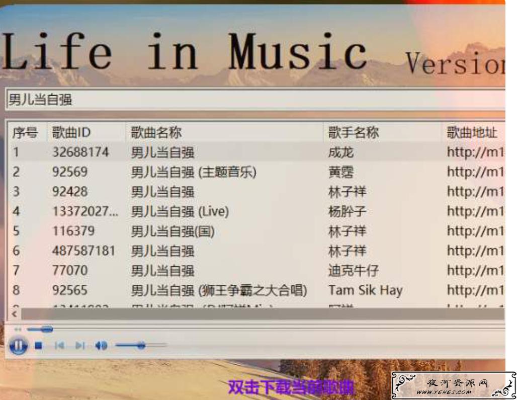 网易云音乐黑胶VIP会员无损音乐下载工具