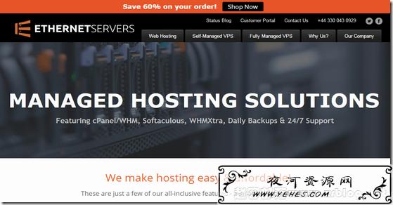 【一般】EtherNetservers:/年OpenVZ-1GB/30G SSD/1TB/洛杉矶 |