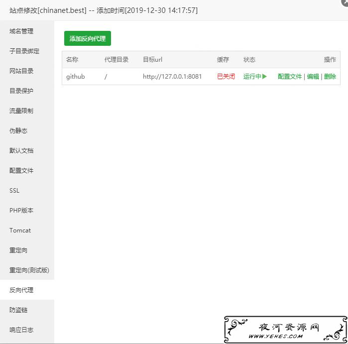 一键运行Github中转下载器 https://chinanet.best/