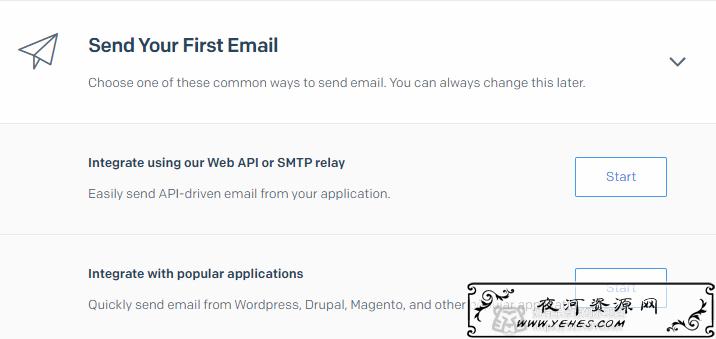 利用Azure中SendGrid免费计划发送邮件服务