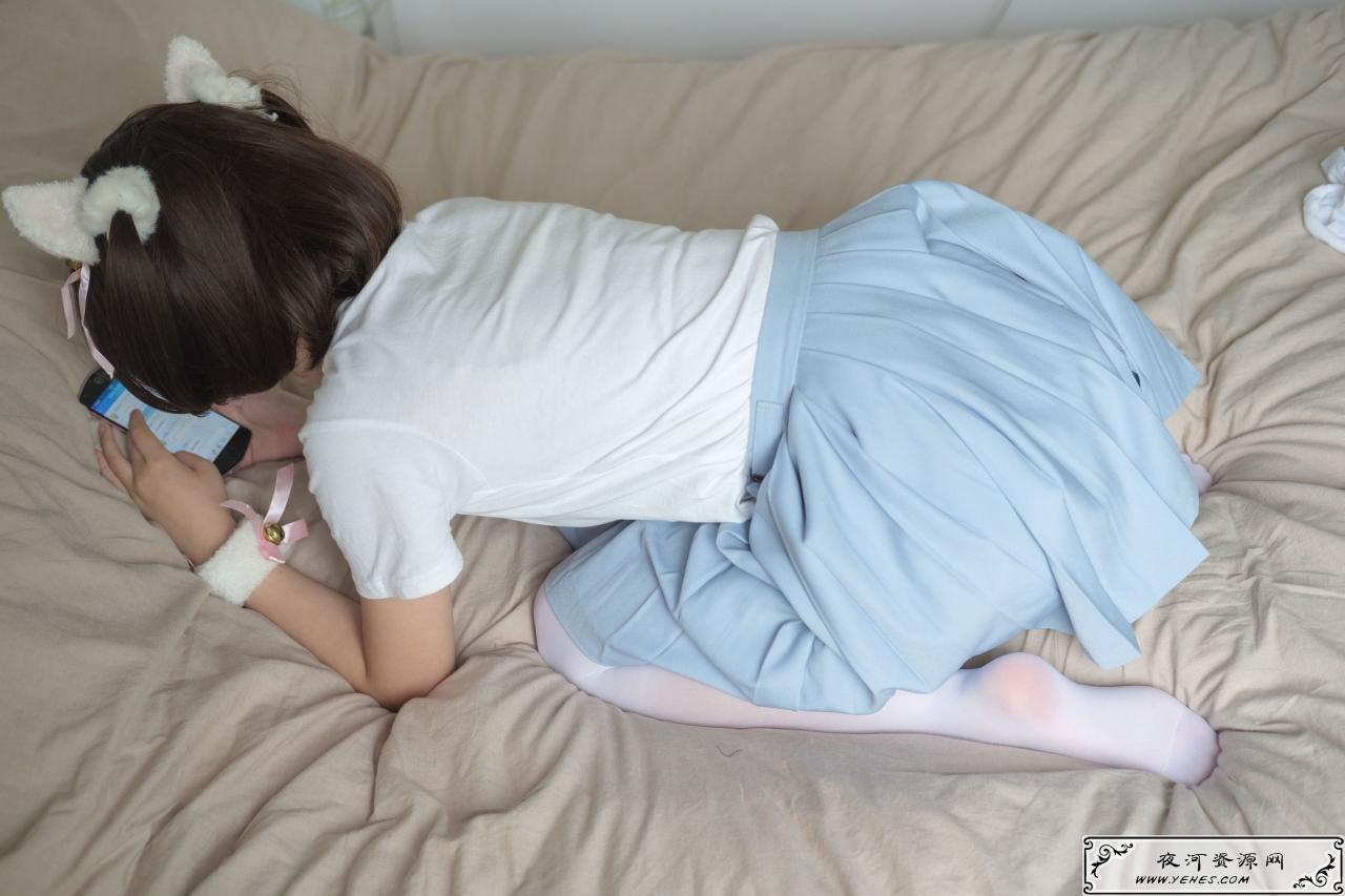 猫系少女萝莉丝袜美少女写真