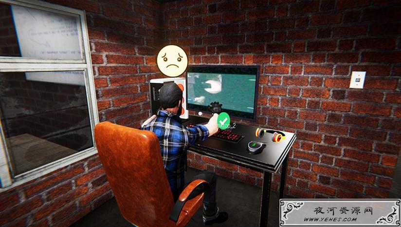 网吧模拟器v1.0 开一个属于自己的网吧