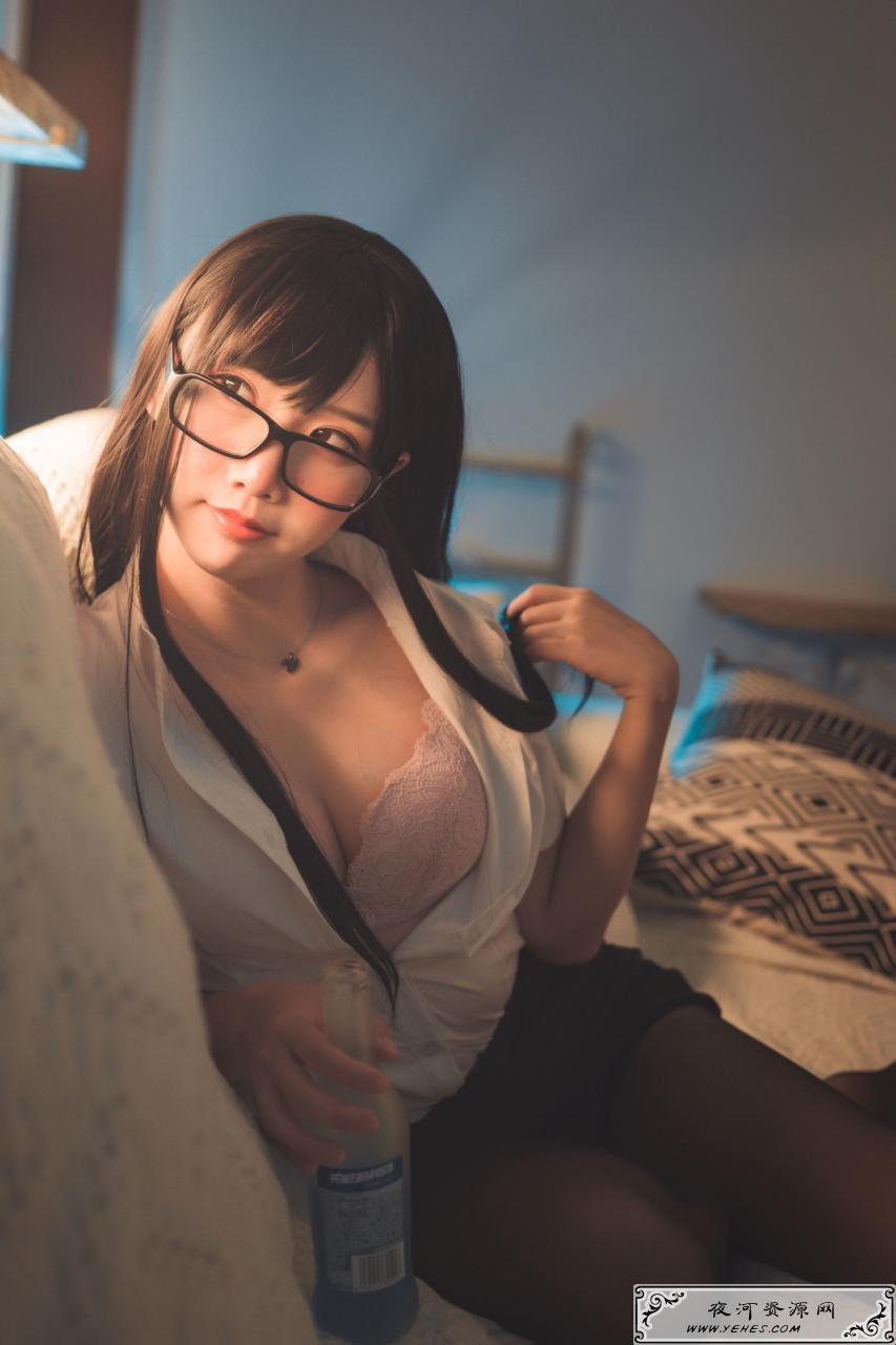 面饼仙儿-黑丝OL秘书小姐姐性感写真