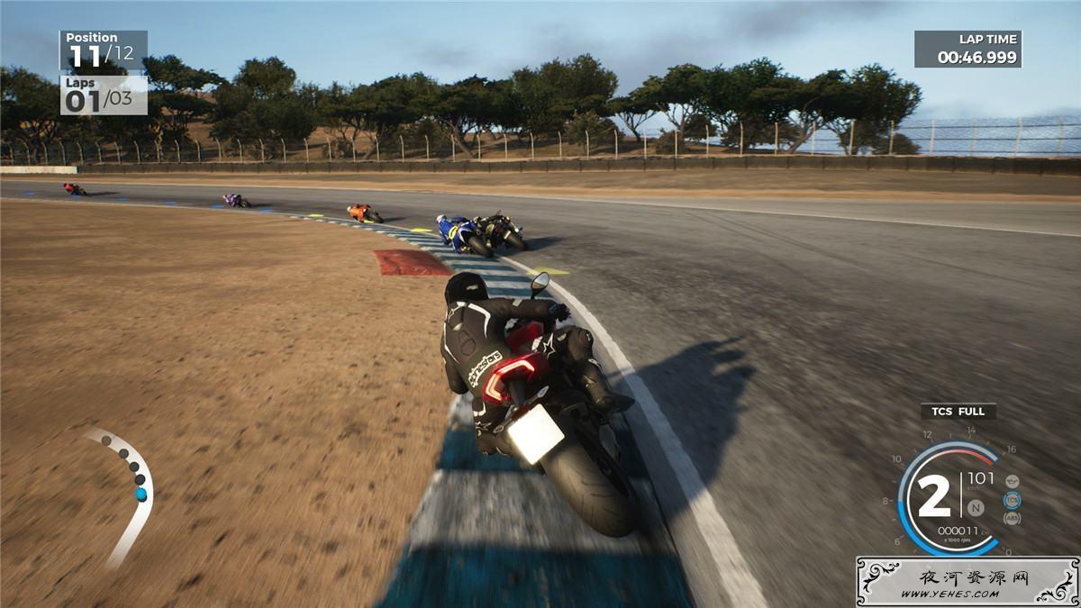 极速骑行3 竞速类趣味游戏