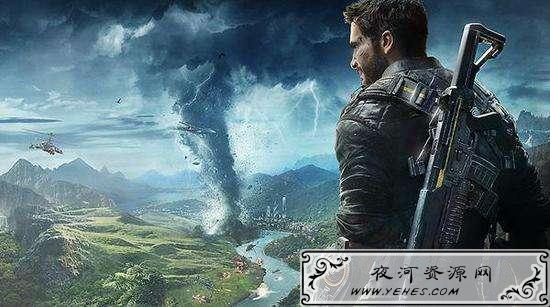 Epic商城免费领取《正当防卫4》《奥瑞利亚之旅》两款游戏