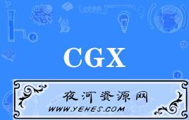 """网络上的""""CGX""""是什么意思?"""