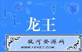 """网络上的""""龙王""""是什么意思?"""