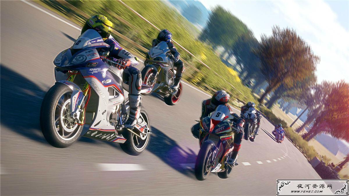 《曼岛TT摩托车大赛》v1.05简体中文全DLC下载