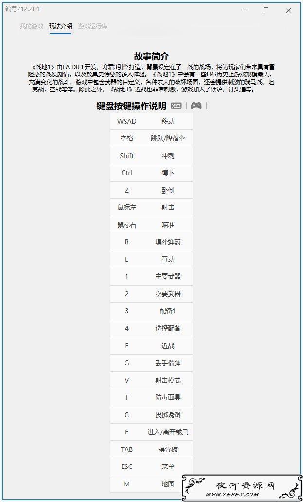 EA大作《战地1》v1.0.47.30570中文版下载地址附修改器