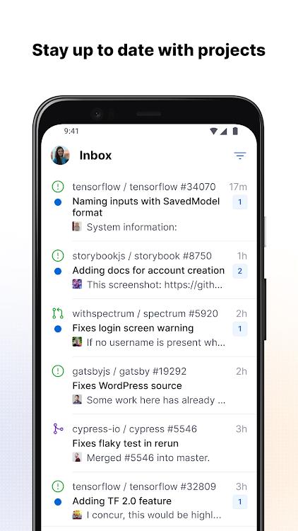 安卓GitHub(v1.1.8)谷歌市场版_真心相当强大