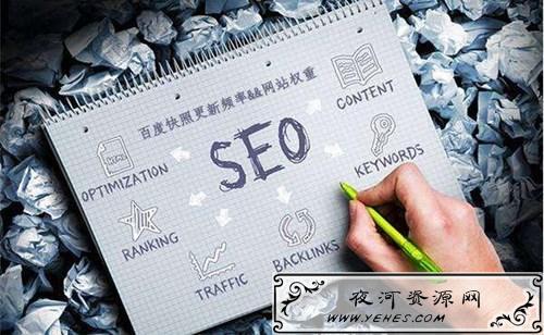 网站SEO流量指标SEO与SEO优化公式