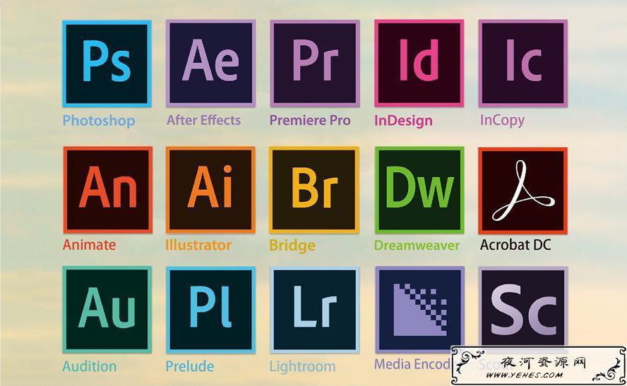 嬴政天下Adobe 2020 大师版 v11.0_一键安装所有adobe全家桶套件