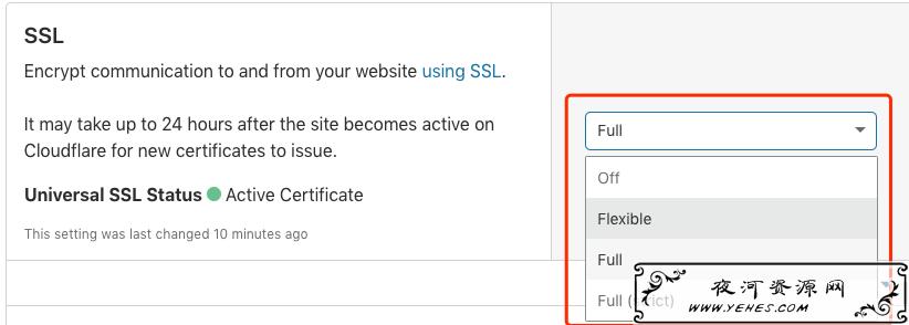 "WordPress 使用 CloudFlare 访问后台提示""将您重定向的次数过多"" 的原因及解决办法"