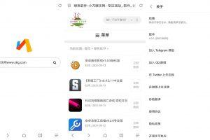 安卓Via浏览器 v4.3.1 谷歌版