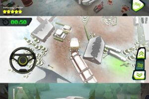 安卓趣味模拟驾驶的游戏 停车乐趣