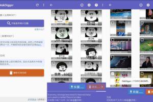 安卓照片图像恢复工具 DiskDigger v1.0 绿色专业版
