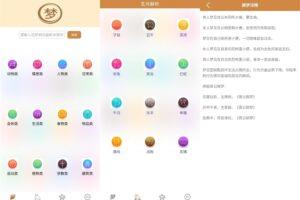 安卓解梦大师 v1.0.3 绿色版
